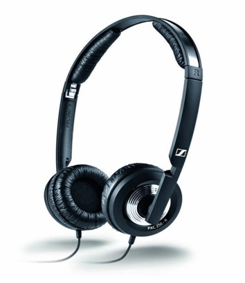 Sennheiser PXC 250 II Collapsible Noise-Cancelling Headphones