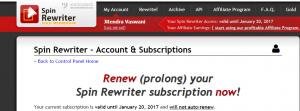 Spin Rewriter 6.0 FREE Bonus: Spin Content