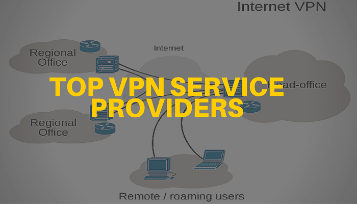 top-best-vpn-service-providers