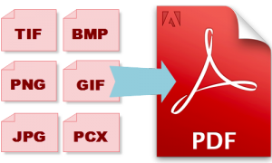 Convert your images to PDF and use them effectively