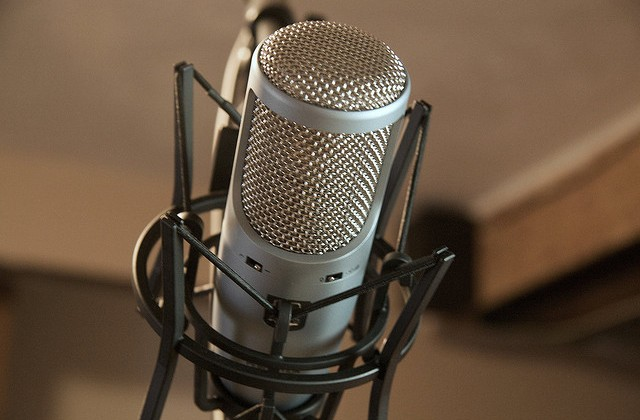 vocal recording mics