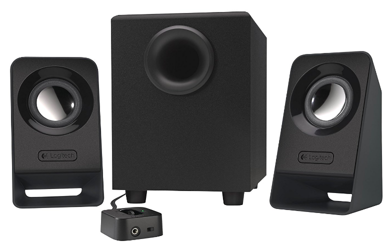 Logitech Multimedia 2.1 Speakers