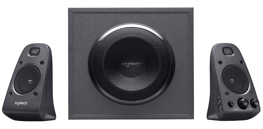 Z625 Powerful THX 2.1 Speaker