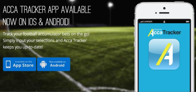 Acca Tracker App