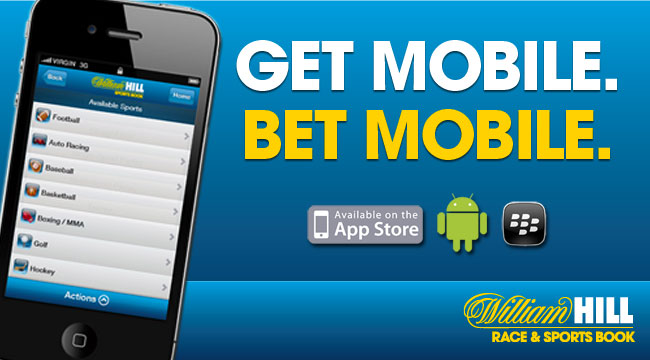 Will Hill betting app