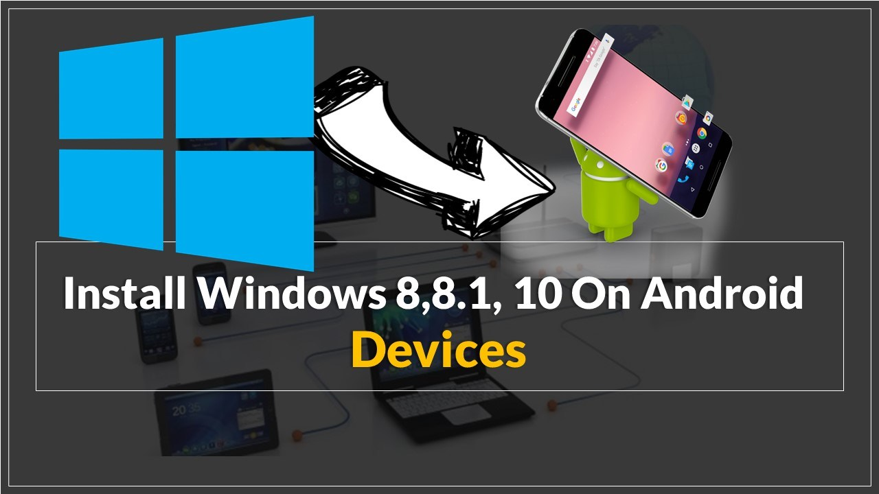 Run Windows On Your Android Tablet Computer