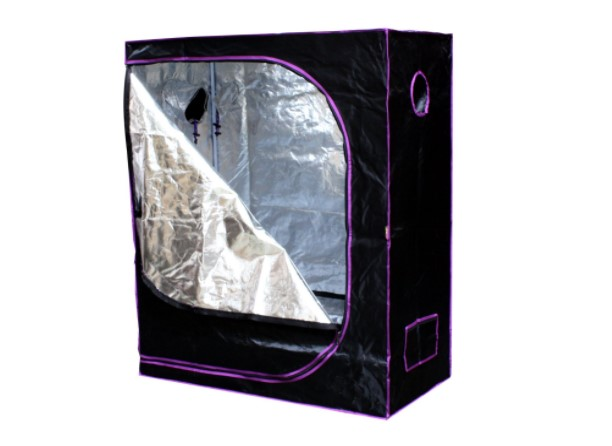 "Apollo Horticulture 48""x24""x60"" Mylar Hydroponic Grow Tent"