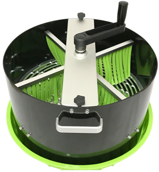 Etemproof Open Machine Top Hydroponic Bowl Leaf Spin Cut Bud Trimmer