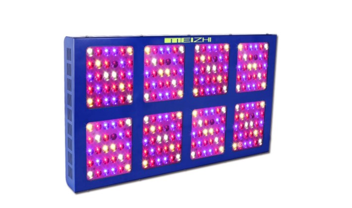 MEIZHI Reflector-Series 1200W LED Full Spectrum Grow Light