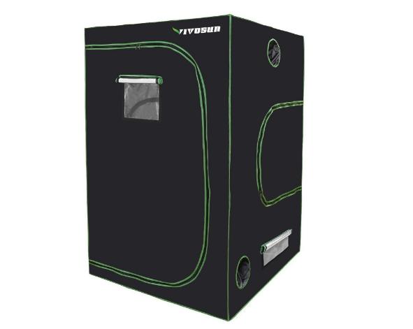 """VIVOSUN 48""""x48""""x80"""" Mylar Hydroponic Grow Tent with Observation Window"""