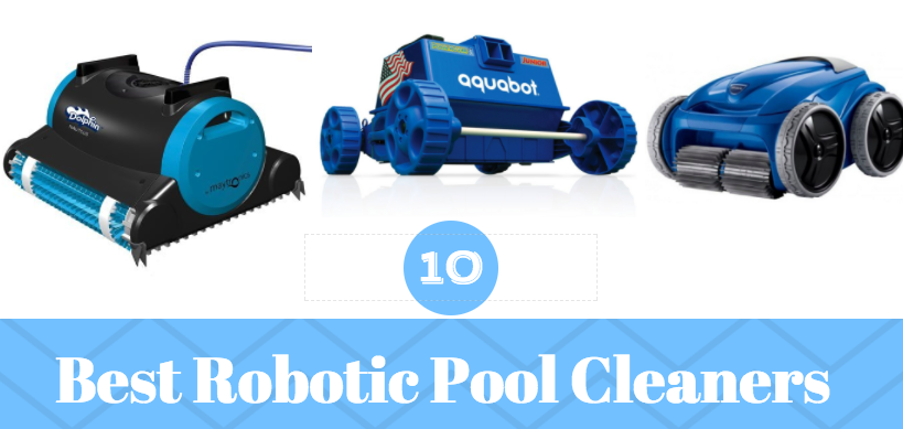 Best Robotic Pool Cleaner Reviews 2018 Best Amazon Sellers