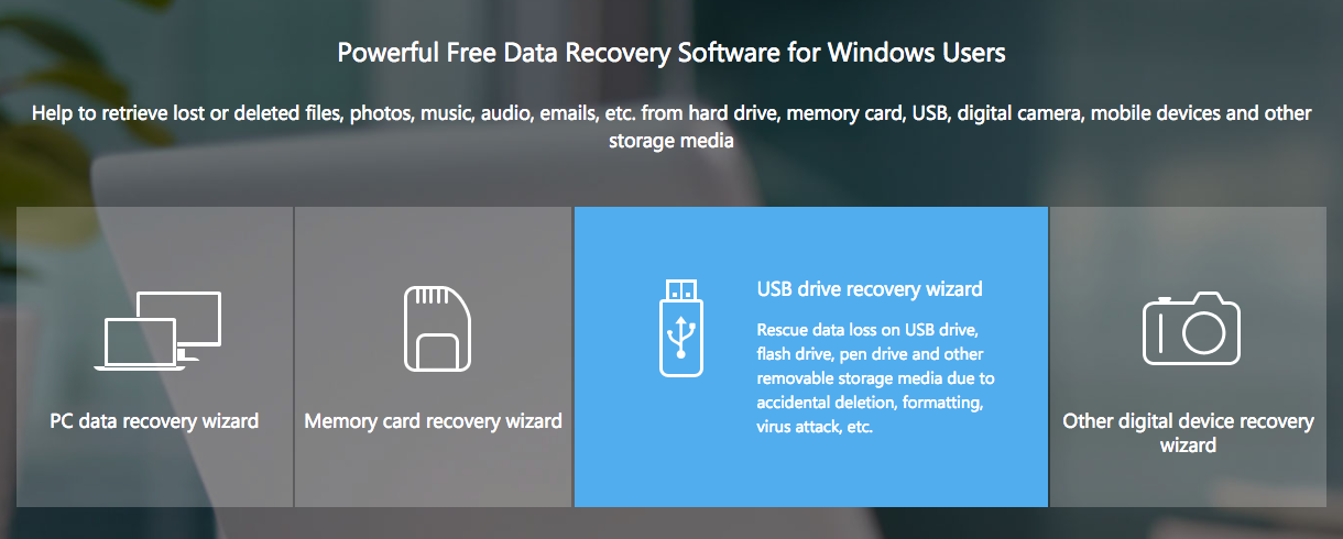 Easeus Powerful Free Data Recovery Software