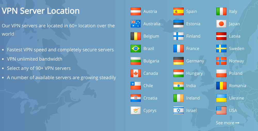 Vpn Locations