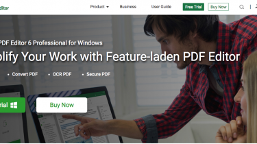 iSkysoft PE PDF Editor Review