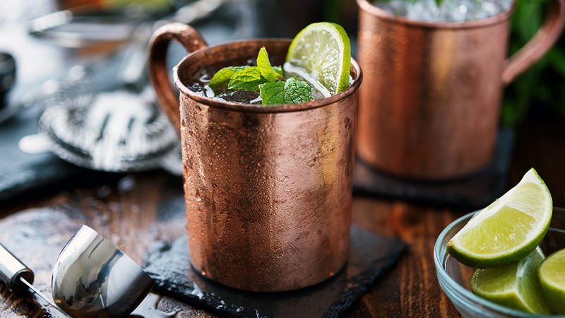 List Of Best Moscow Mule Mug
