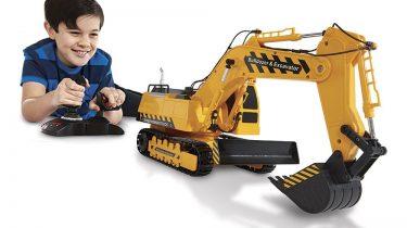 best radio control excavator