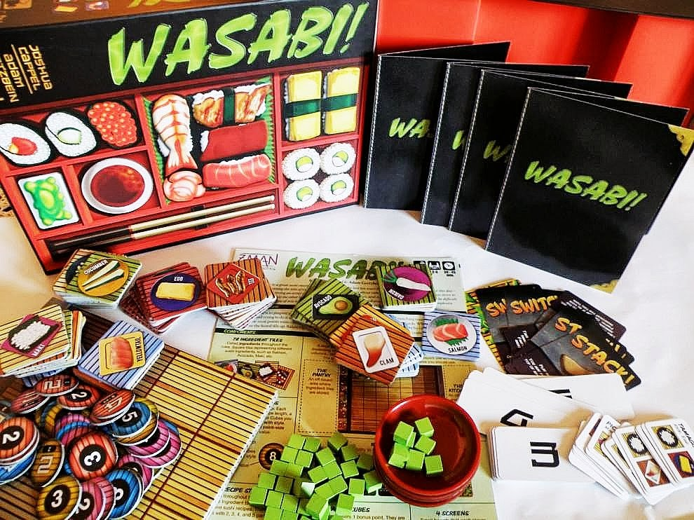 best wasabi kik game