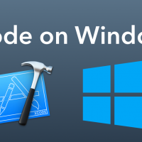 Xcode on windows pc