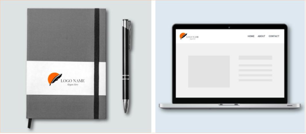 DesignEvo Logo Name