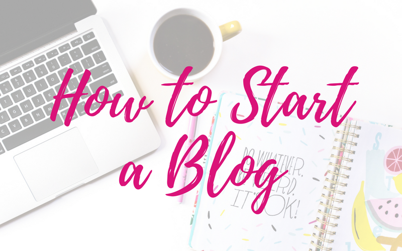 Image result for how to start a blog