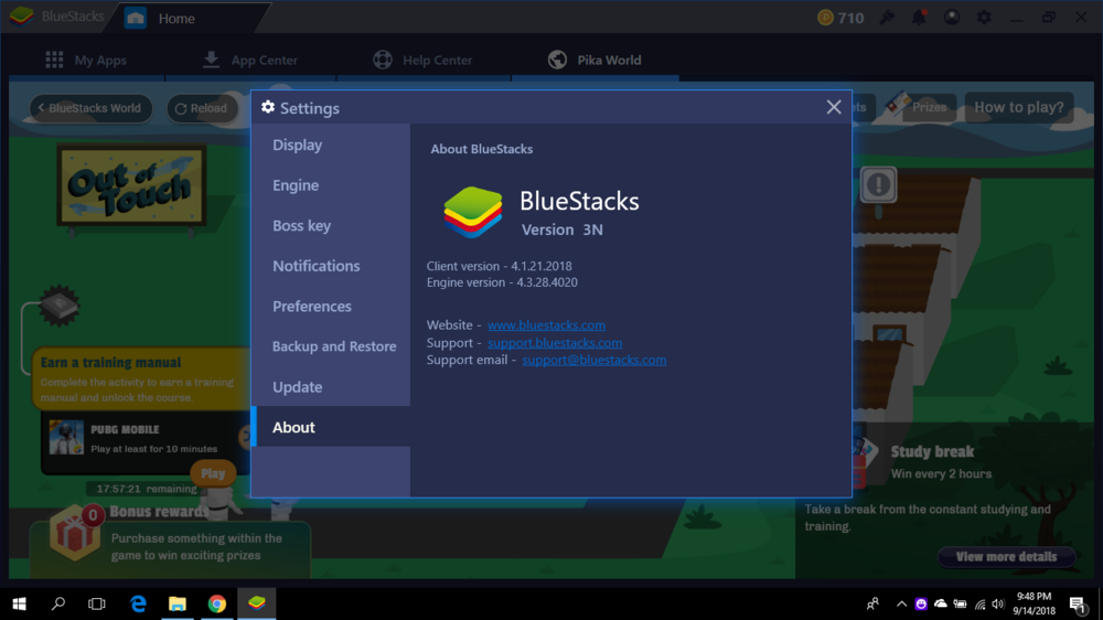 bluestack on pc