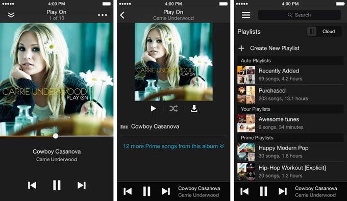 amazon-music app