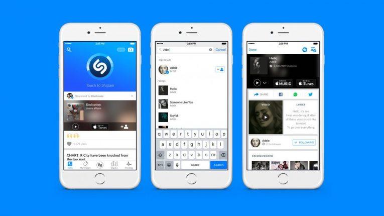 shazam free music app