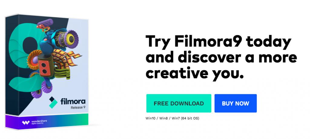 Buy Filmora9