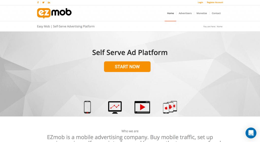 Ezmob Push Network