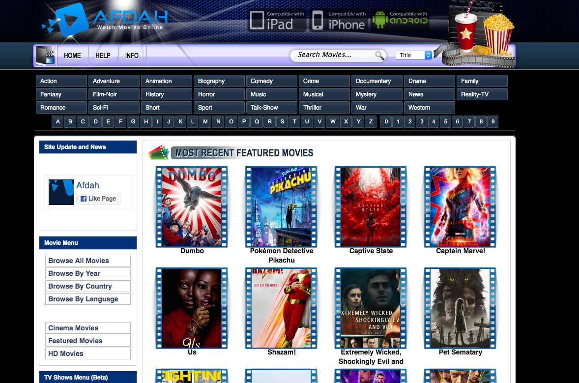 Watch Free Movies Online Without Downloading: Top 50+ Sites