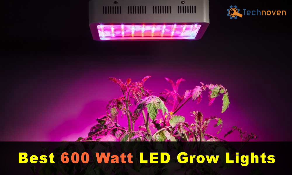 Best 600 Watt LED Grow Lights Review