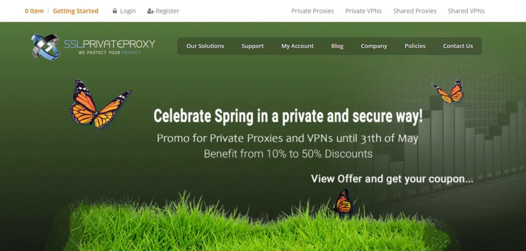 SSL Private Proxy