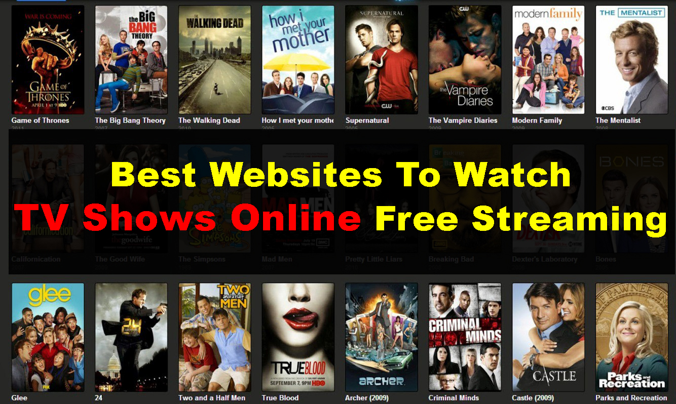 free tv shows online full episodes free streaming