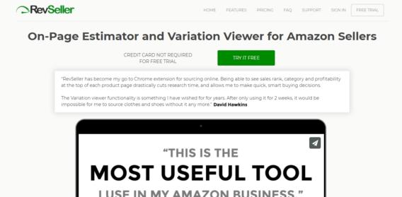 RevSeller Chrome Extension