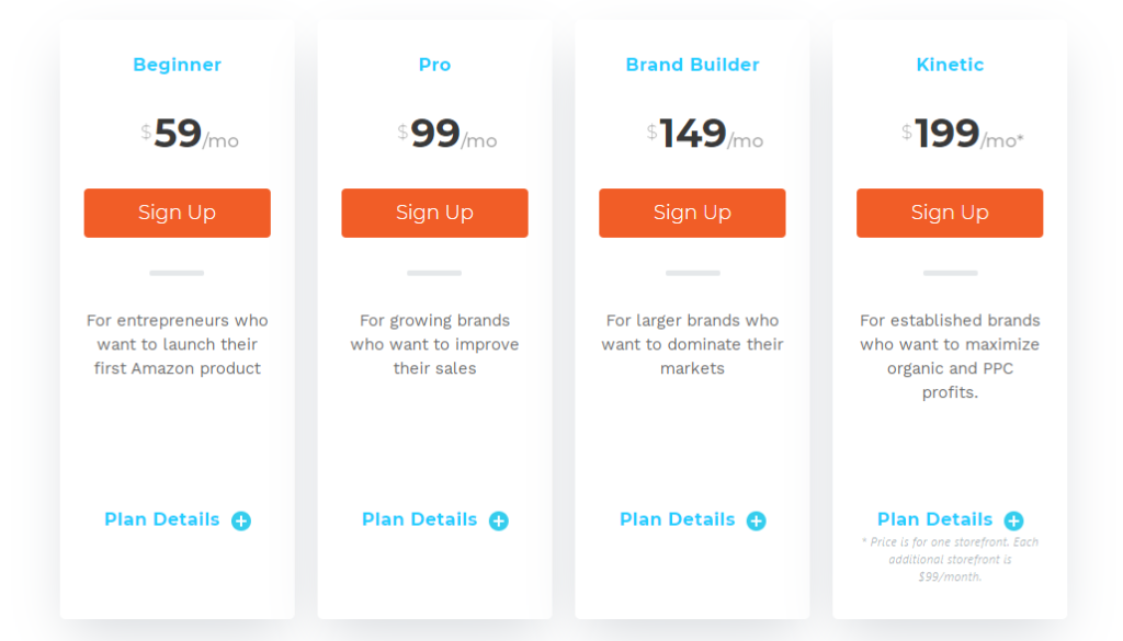 Viral Launch Pricing Packages