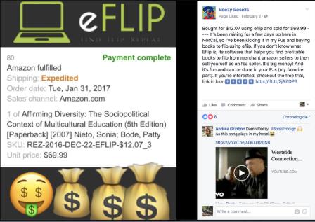 eFLIP Software Testimonial Proofs