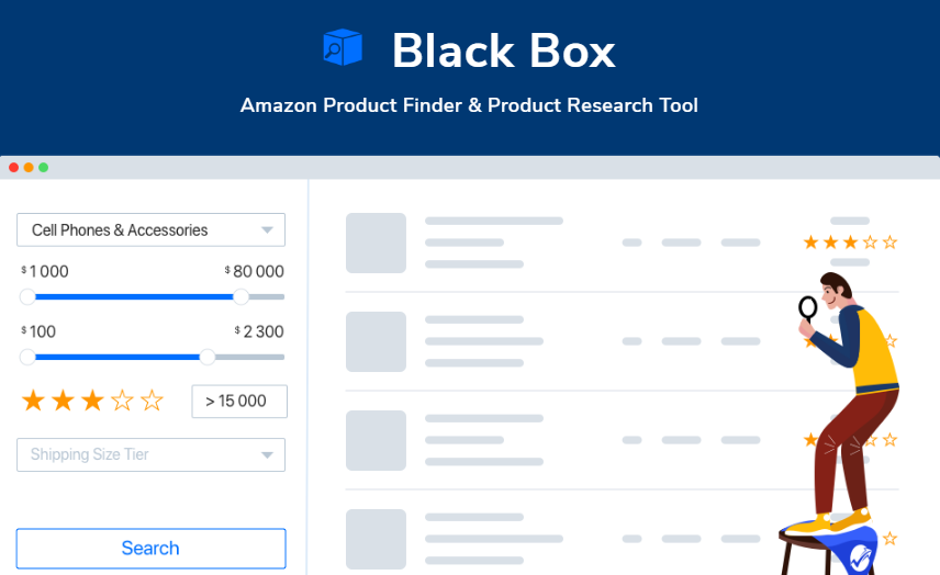 Black Box Product Research