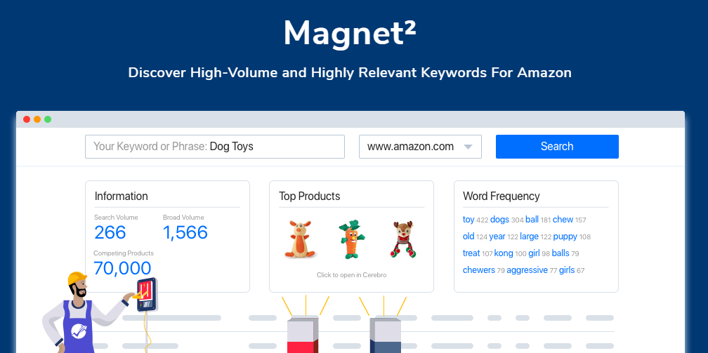 Magnet Keyword Research