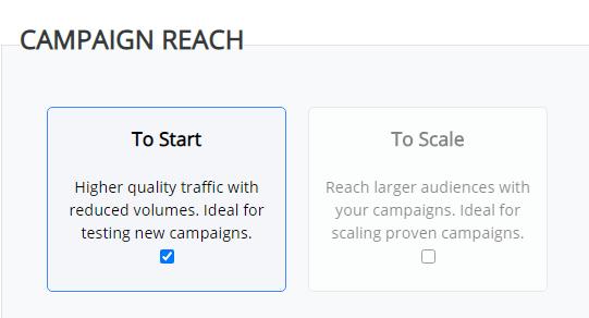 Pushground Campaign Reach