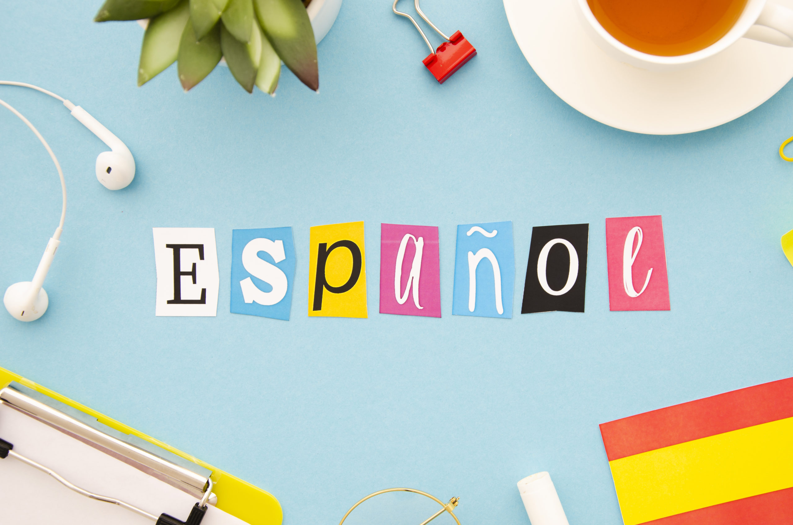 learn spanish with rocket language