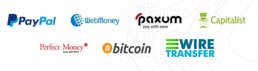 Adverten Payment Options
