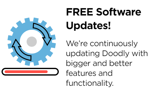 Doodly Free Software Updates