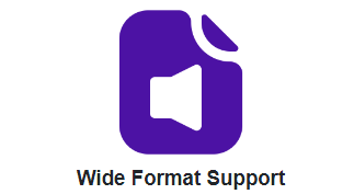 Wide format support with Doodleoze