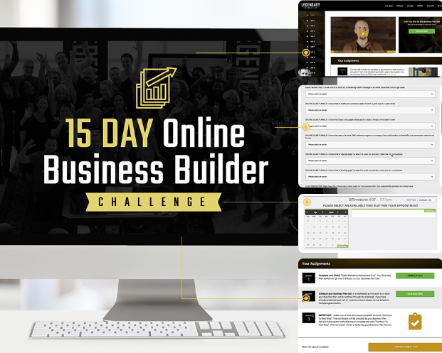 15 Day Online Business Builder