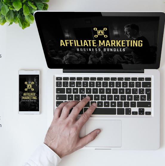 Affiliate Marketing Business Blueprint