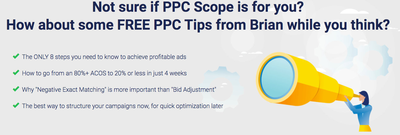 PPC Scope Free Tips by Brian