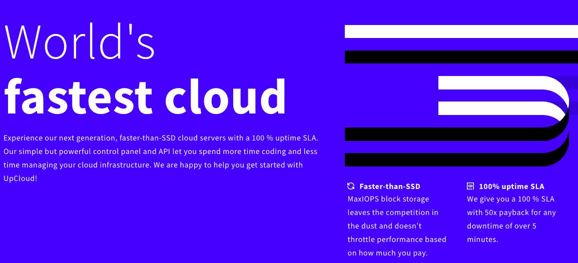 UpCloud Cloud Servers