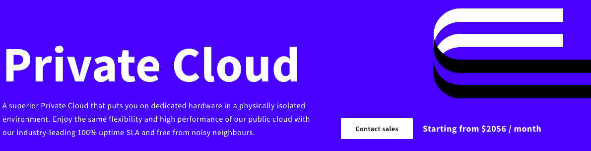 UpCloud Private Cloud