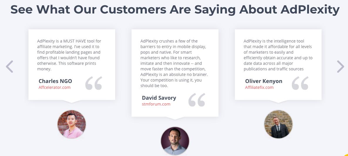 Adplexity customer review