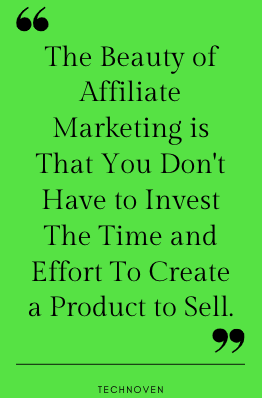 Affiliate Marketing Quote